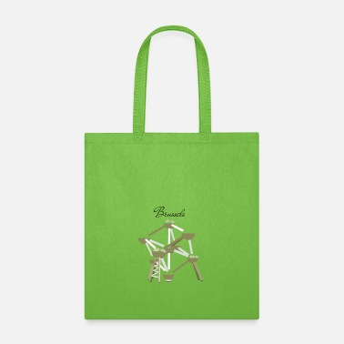 Brussels Brussels - Tote Bag