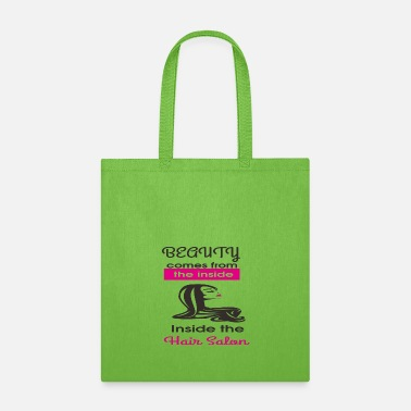 Salon hair salon - Tote Bag