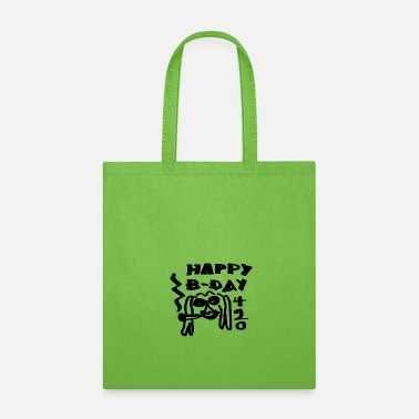B Day Happy B-Day - Tote Bag