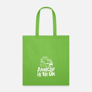 Uk Anarchy in the UK - Tote Bag