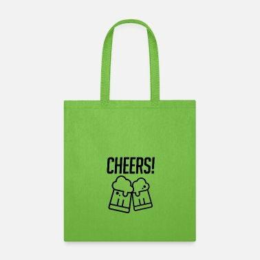 Cheers Cheers - Tote Bag