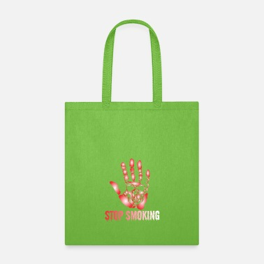 Smoking No Smoking - Tote Bag
