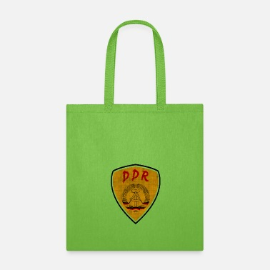 Leipzig DDR GDR coat of arms design vintage / gift - Tote Bag