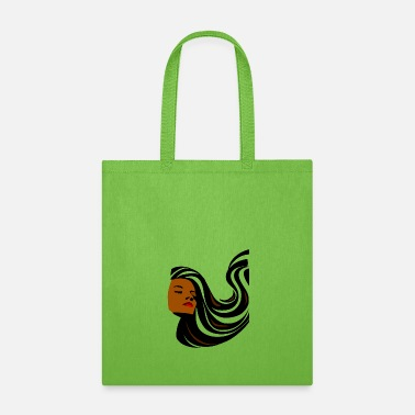 Stylish stylish woman - Tote Bag