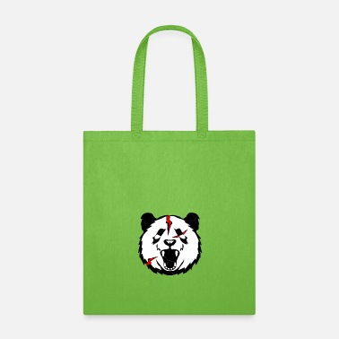 Quirk bear, grizzly, panda, gift idea - Tote Bag
