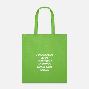 Dildo Highlight dildo party guests coming - Tote Bag