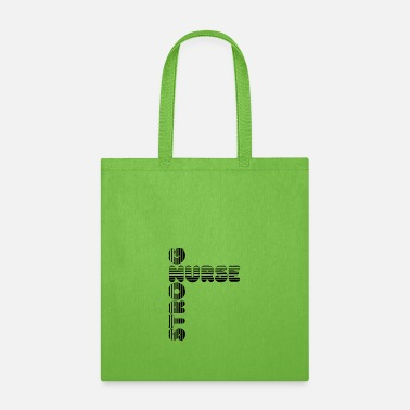 Physician Assistant Strong Nurse - Tote Bag