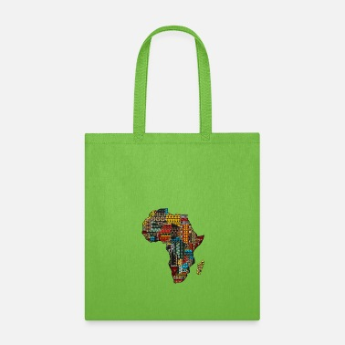 Afro Melanin Americans Shirt Black Power Pride T-Shirt - Tote Bag