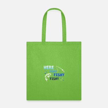 Fish Bone Fishy Fishy - Tote Bag