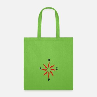 Asterisk HOT red PEPPERS T-shirt - new design - Tote Bag
