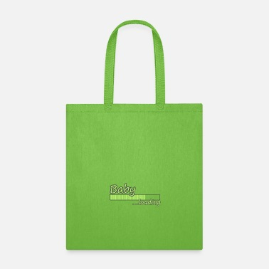 Stork Baby ... loading - Tote Bag