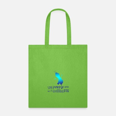 Frost some people are with melting for - snowman melting - Tote Bag