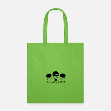 Flight Hot Air Balloon Pilot Saying - Tote Bag