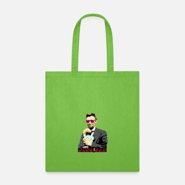 Dude 4 Father - Tote Bag