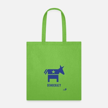 Democracy Democracy - Tote Bag