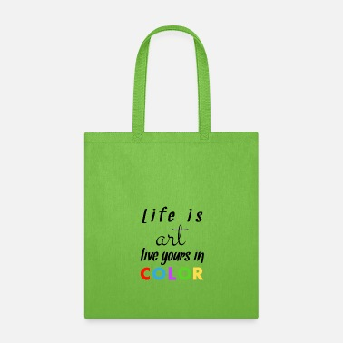 Color Color - Tote Bag