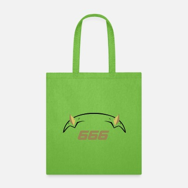 Darling in the Franxx 666 - Tote Bag