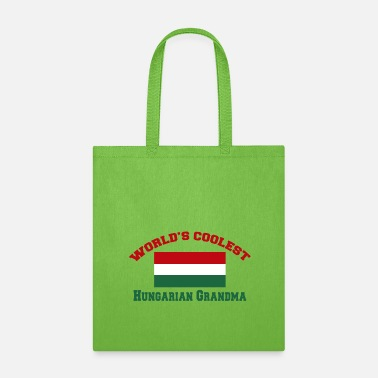world's coolest hungarian grandma - Tote Bag