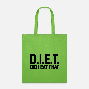 Diet Diet - Tote Bag