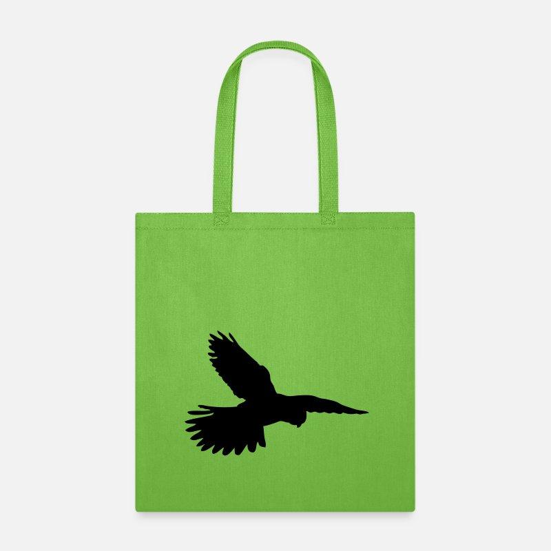 Falcon Bags Backpacks Kestrel Tote Bag Lime Green
