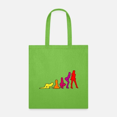 Darwin Girls Darwin - Tote Bag