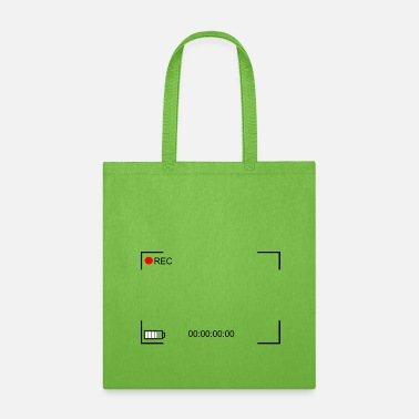 Record recording - Tote Bag