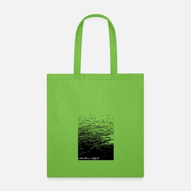 Electricity Electricity water, electrical art - Tote Bag