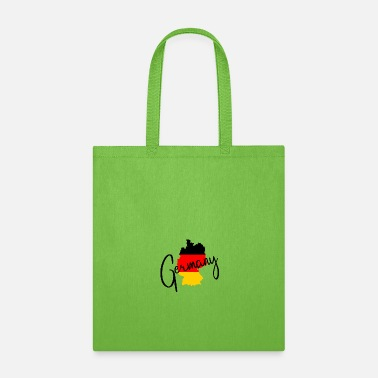 Schland Germany - Deutschland - Munich - Bavaria - Berlin - Tote Bag