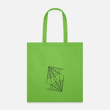 Web Spider web - Tote Bag