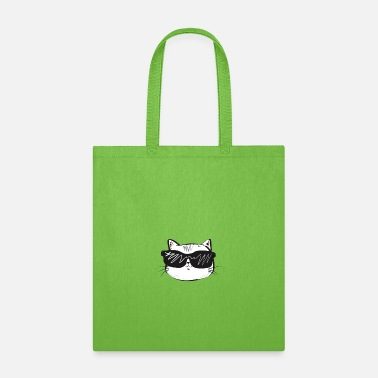 Pussy cool cat - Tote Bag