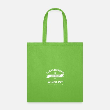 August August - Tote Bag