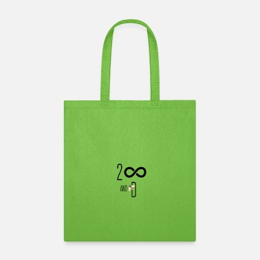Infinity To infinity - Tote Bag