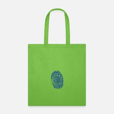 Schland Fingerprint Europe - Tote Bag