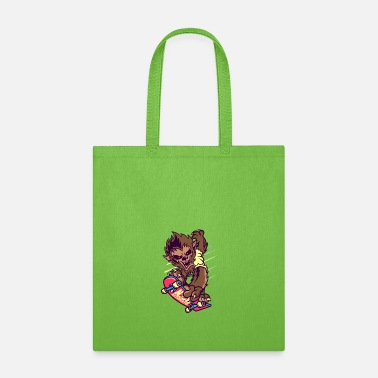 Nick NICK AUTOMATIC - Tote Bag