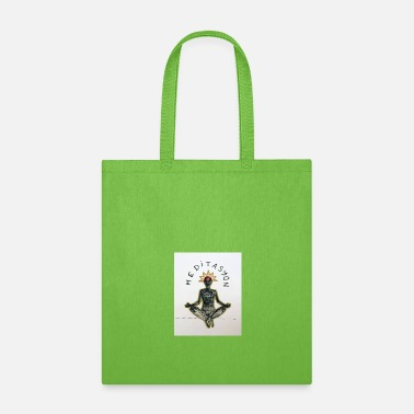 Meditation meditation - Tote Bag