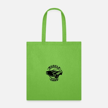 Muscle Car Muscle Car - Tote Bag