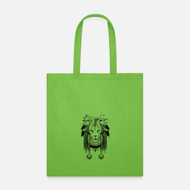 Shaman shaman lion - Tote Bag