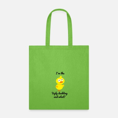 Duck Duckling 1 - Tote Bag
