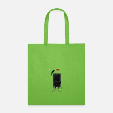 Chamber Music Above his chamber door - Tote Bag