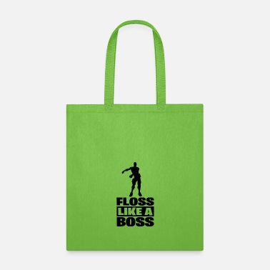 Floss Like a Boss - Tote Bag
