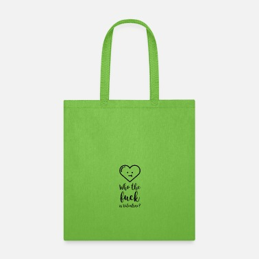 Anti Anti valentine´s day - Tote Bag