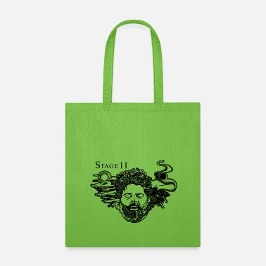 Stage Stage 11 album cover BLACK - Tote Bag