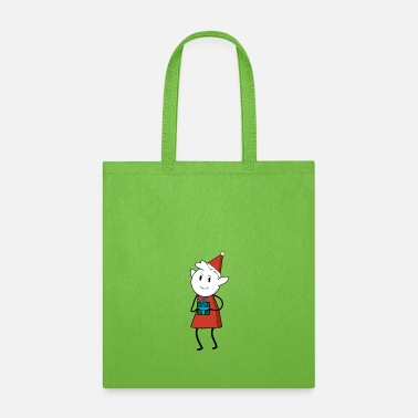 Netflix Alfur Christmas Elf - Tote Bag