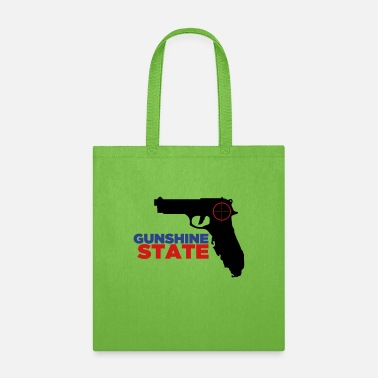State Capital Gunshine State - Tote Bag