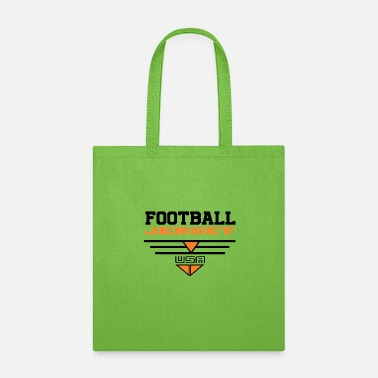 Jersey Number Football jersey - Tote Bag