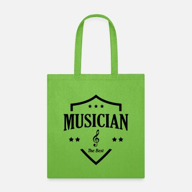 Heavy The best Musician - Tote Bag
