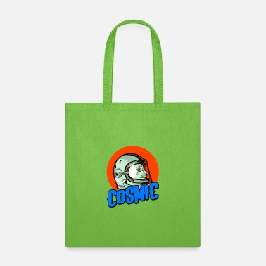 Space Cat Astronaut Space Cosmic Kitten Space cat - Tote Bag