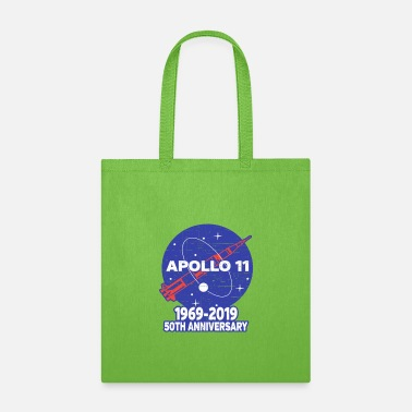 Th Of July Astronaut Moon Landing 50th - Tote Bag