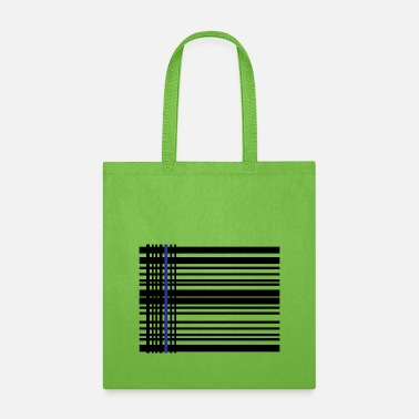 stripesb - Tote Bag