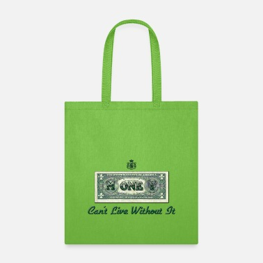 Greenback Money - Tote Bag